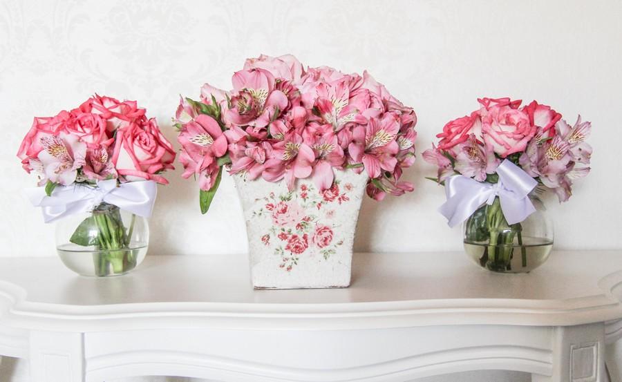 Arranjos florais: Aprenda Dicas De Como Montar