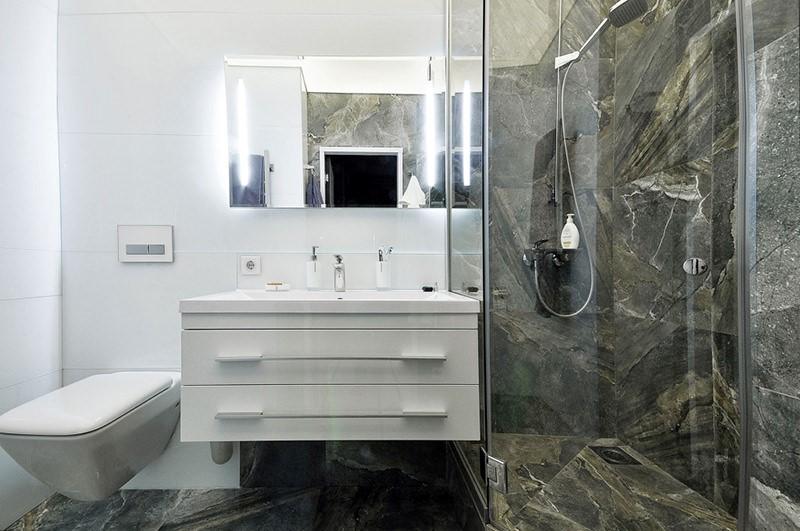Banheiros Decorados Modernos Para Você Se Inspirar -> Banheiros Franceses Decorados