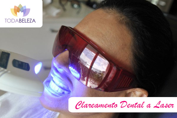 Clareamento Dental A Laser Como Funciona