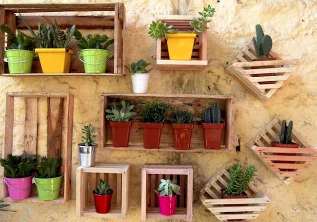 Se seu terraço pega Sol o dia inteiro, cultive hortas ou pequenas