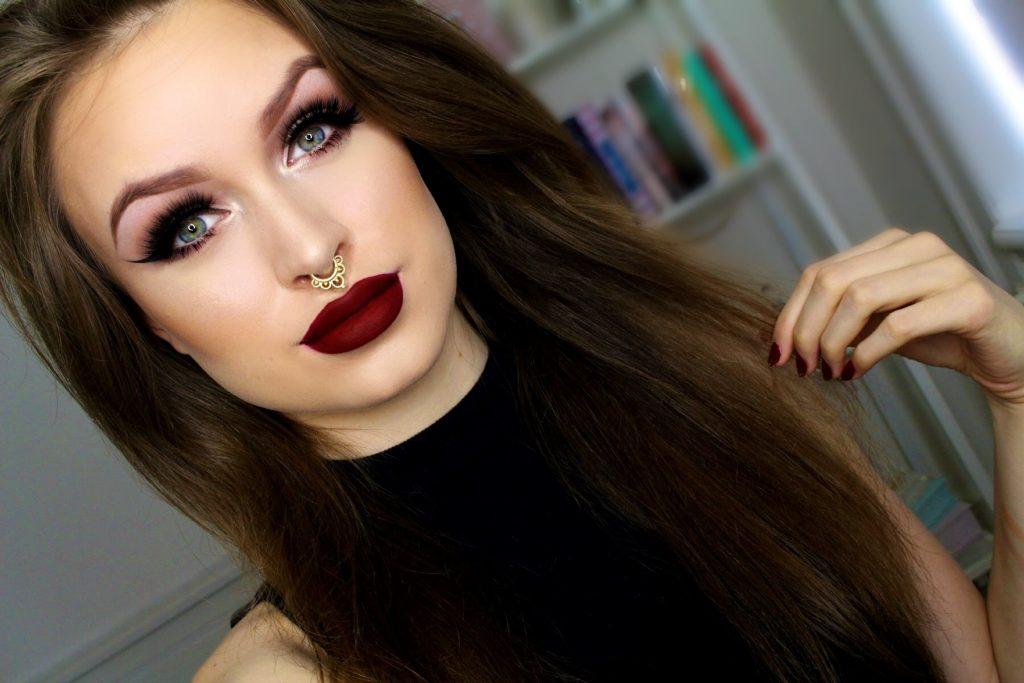 maquiagem-para-pele-morena-batom
