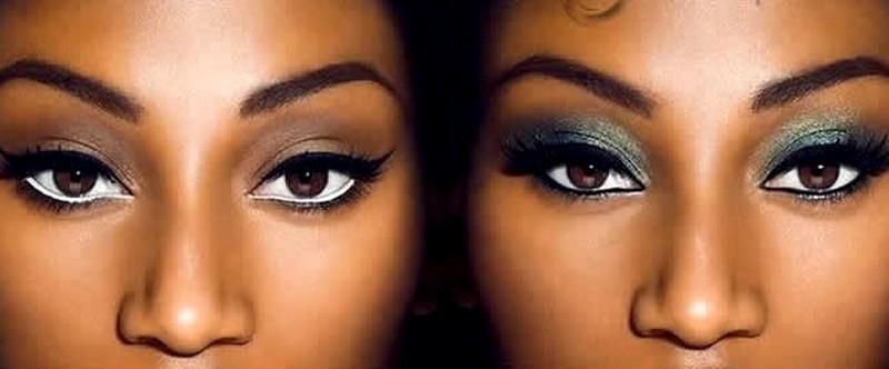maquiagem-para-pele-negra-sobrancelha