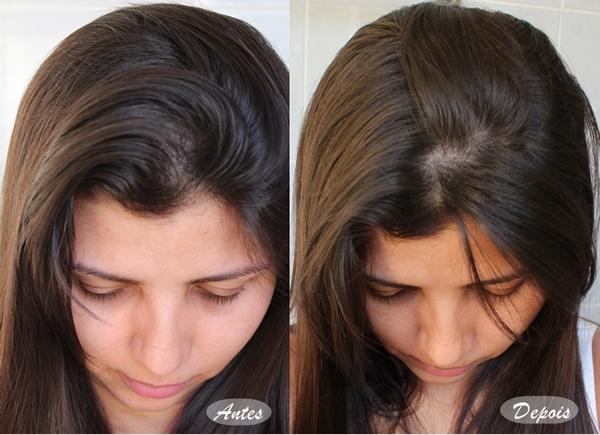 Shampoo para escurecer os cabelos 3
