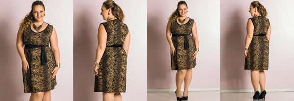Vestido Plus Size 10