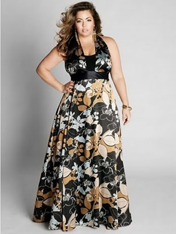 Vestido Plus Size 15