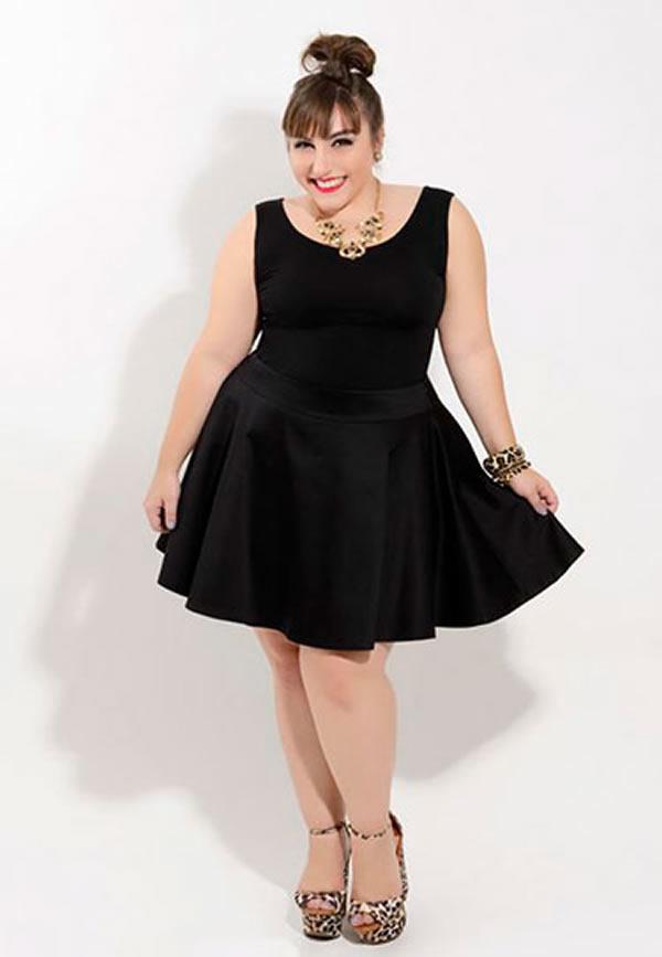 Vestido Plus Size 18