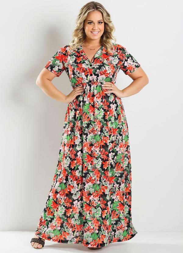 Vestido Plus Size 19
