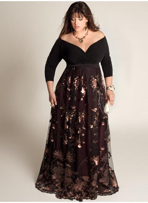 Vestido Plus Size 24