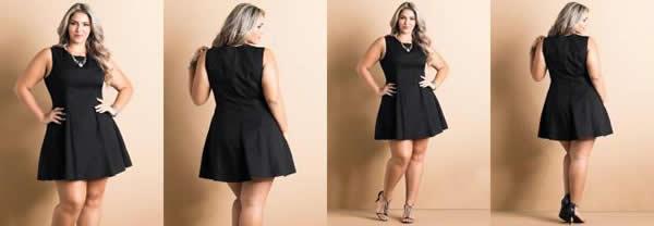 Vestido Plus Size 3