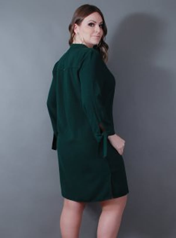 Vestido Plus Size 32