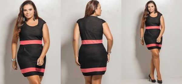 Vestido Plus Size 35