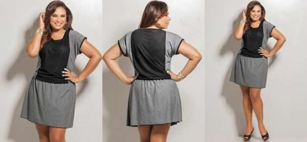Vestido Plus Size 38