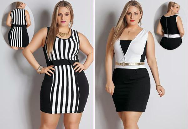 Vestido Plus Size 39