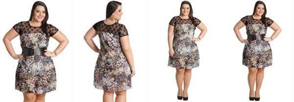 Vestido Plus Size 40