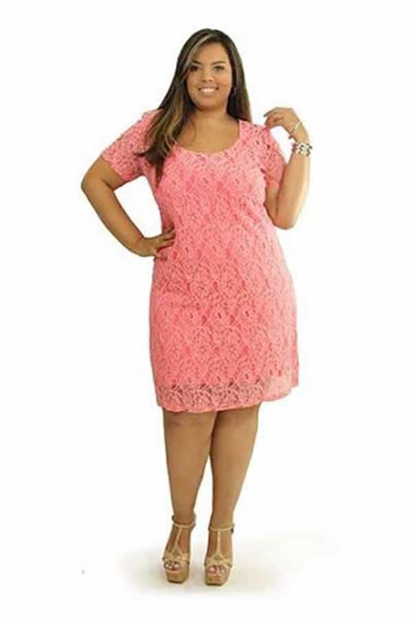Vestido Plus Size 41