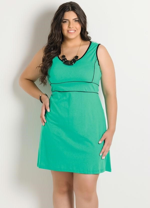 Vestido Plus Size 59