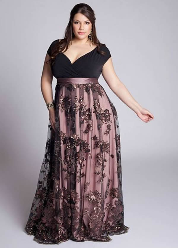 Vestido Plus Size 6