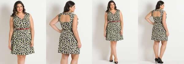 Vestido Plus Size 60