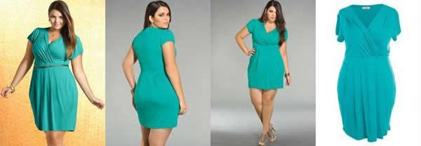Vestido Plus Size 61