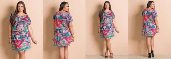 Vestido Plus Size 62