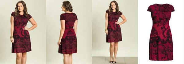 Vestido Plus Size 73
