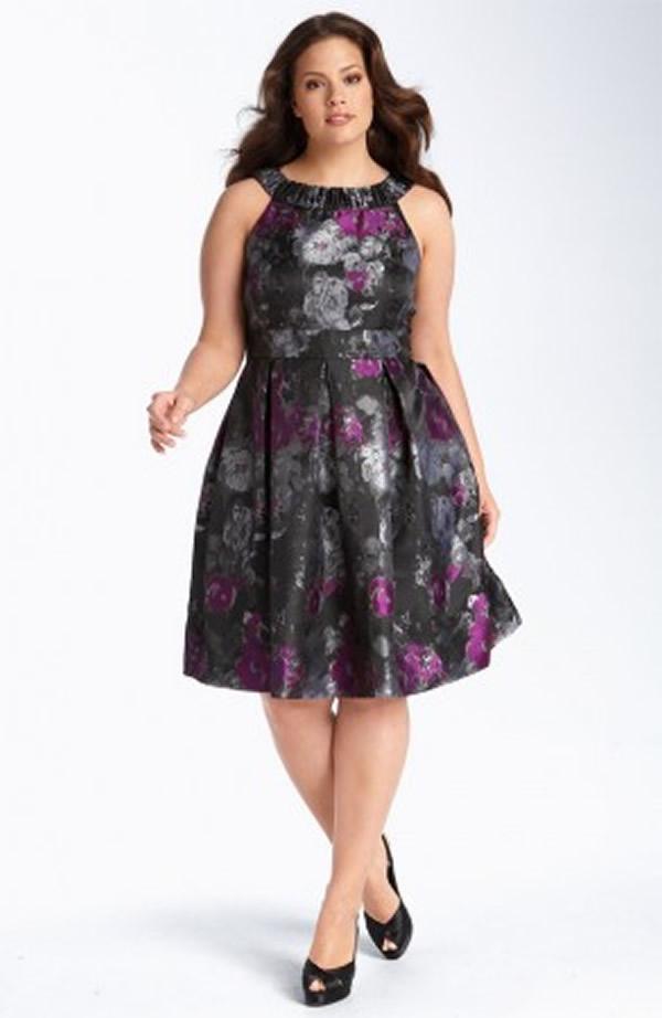 100 modelos de vestidos para gordinhas