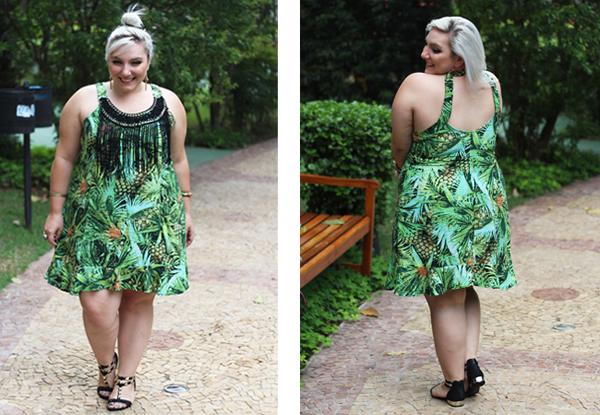 Vestido Plus Size 81