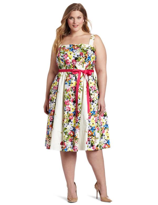 Vestido Plus Size 82