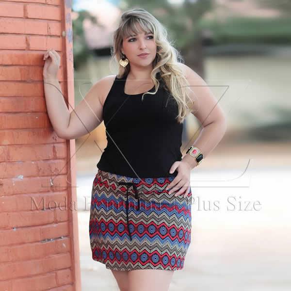 Vestido Plus Size 84