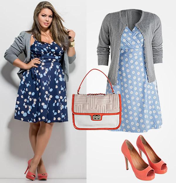 Vestido Plus Size 92