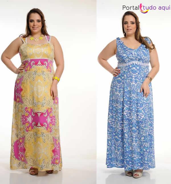 Vestido Plus Size 93
