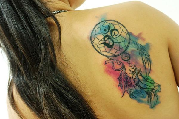 Filtros de Sonhos para Tatuagens 17