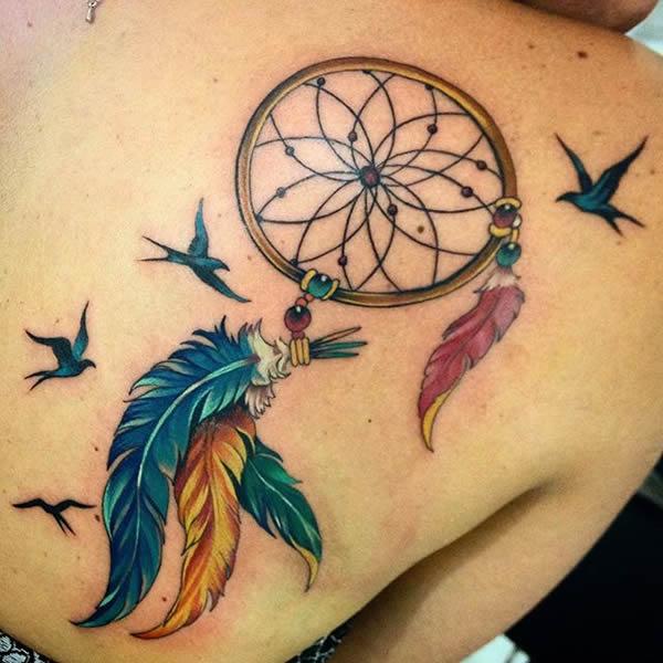 Fotos de Filtros de Sonhos para Tatuagens – As mais Lindas!