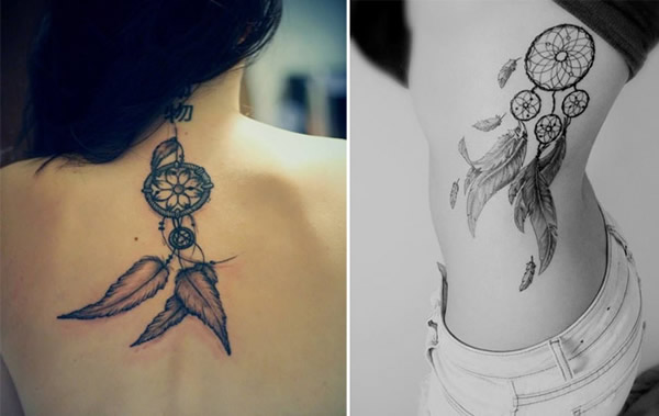 Filtros de Sonhos para Tatuagens 2