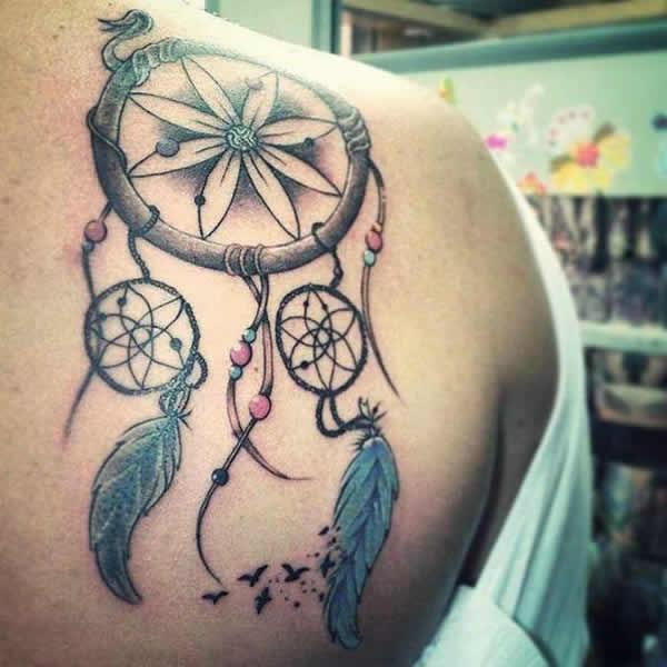 Fotos de Filtros de Sonhos para Tatuagens