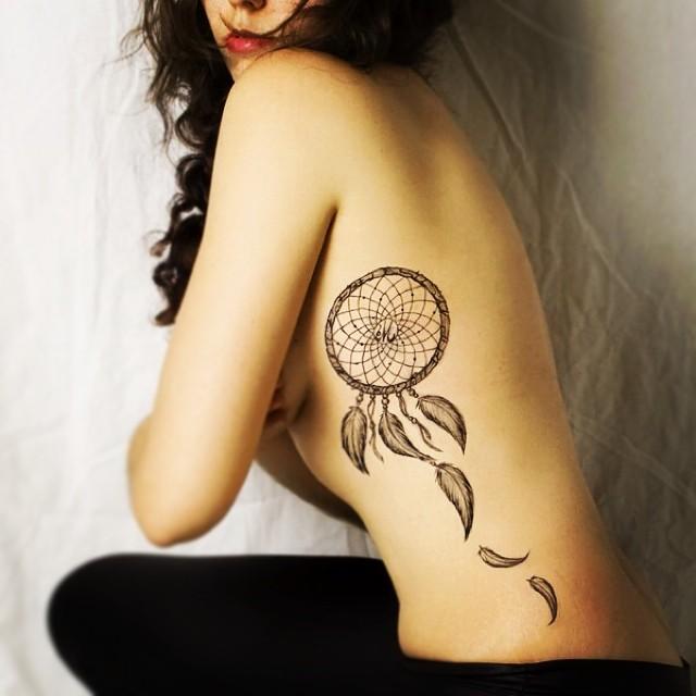 Filtros de Sonhos para Tatuagens 4