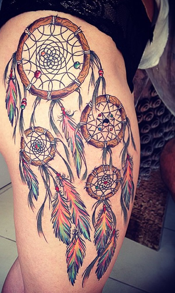 Filtros de Sonhos para Tatuagens 5