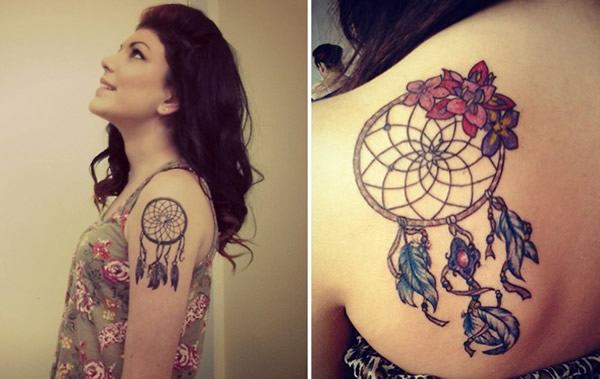 Filtros de Sonhos para Tatuagens 6