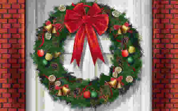 Guirlanda de Natal 2