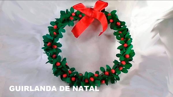 Guirlanda de Natal 29