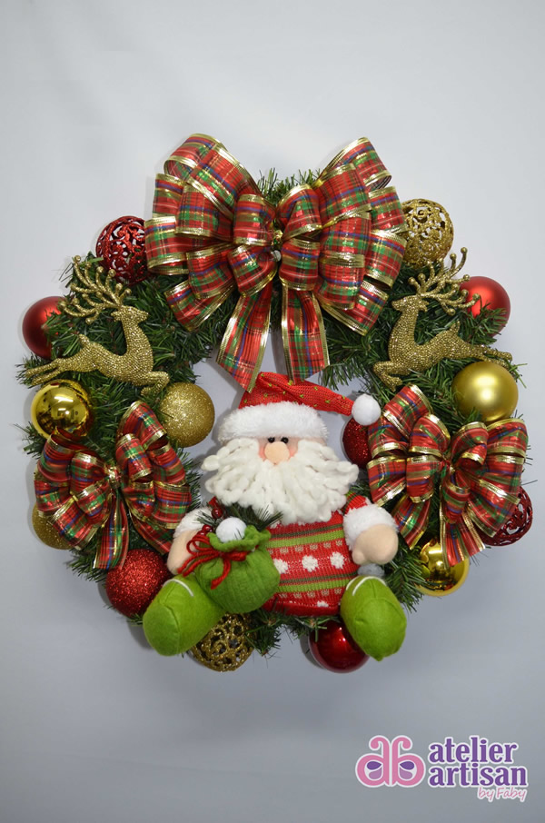 Guirlanda de Natal 31