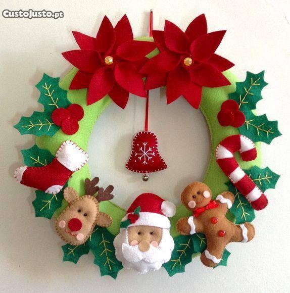 Guirlanda de Natal 35