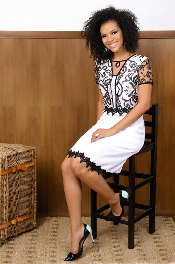 Moda Evangélica vestido 2