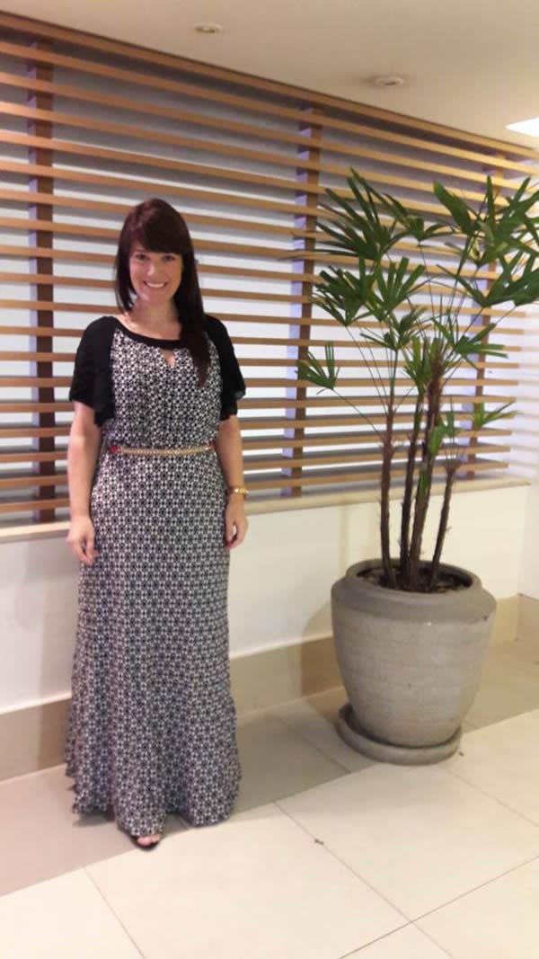 Moda Evangélica vestido 3