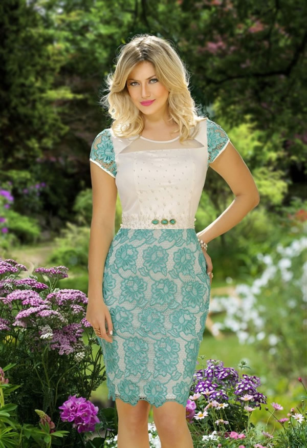 Moda Evangélica vestido 5