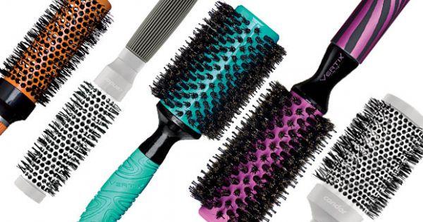 Escova de cabelo: tipos, como escolher