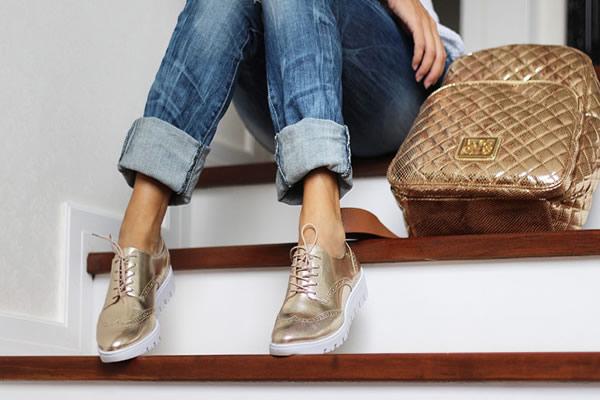 Oxford Feminino: 10 sapatos maravilhosos para você