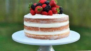 bolo de festa