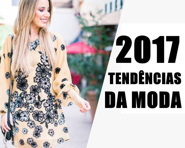 10 tendências da Moda verão 2017