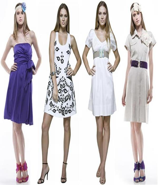 100 modelos de vestidos para o verão 2017
